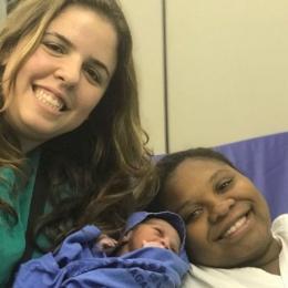 Primeiro bebê carioca de 2018 é menina e nasceu em São Cristóvão