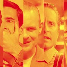 Qual é o psicopata do cinema que mais se assemelha aos psicopatas da vida real?