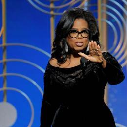Oprah Winfrey está 'pensando ativamente' em concorrer à presidência dos EUA