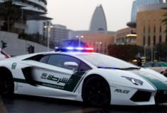 Top 10 carros de luxo usados pela polícia ao redor do mundo