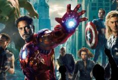 Antes e depois dos atores que fazem heróis na Marvel
