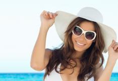 Saiba como cuidar bem dos cabelos no verão