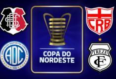 Análise Copa do Nordeste 2018 - Grupo A