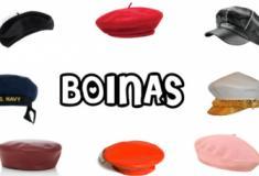 Retorno fashion: boinas!!
