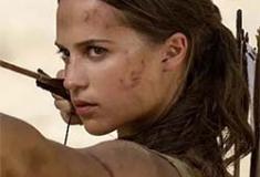 Segundo trailer do reboot Tomb Raider estrelado por Alicia Vikander