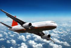 Por que a maioria dos aviões são brancos?