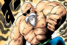 Os mestres mais poderosos dos animes