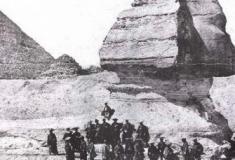 10 fatos mais incriveis sobre a grande esfinge de Gizé