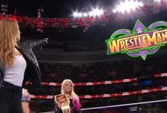 Vídeo: Ronda Rousey faz primeira aparição no WWE
