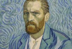 Crítica de Com Amor, Van Gogh, animação indicada ao Oscar