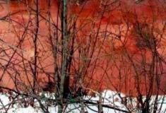 Misterioso rio de sangue é fonte de teorias bíblicas e causa desespero na Rússia