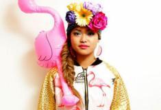 5 fantasias práticas com maquiagem colorida para o carnaval 2018