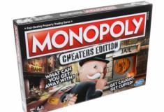Jogo de tabuleiro Monopoly ganha versão especial para trapaceiros