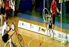 Conheça Radball,o futebol de bicicletas