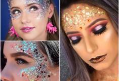 Como usar o Glitter no seu look de carnaval