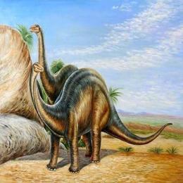 O Brontossauro está de volta!