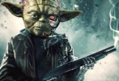 Humor com o Mestre Yoda