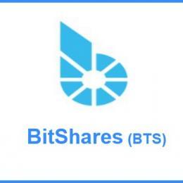 Criptomoeda BitShares ( BTS )