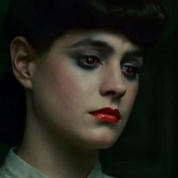 Blade Runner 2049 - antes e depois dos efeitos especiais da personagem Rachel