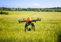 O drone que planta árvores