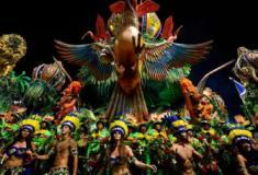 Acadêmicos do Tatuapé é a campeã do Carnaval 2018 de SP