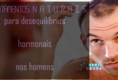 7 Tratamentos naturais para desequilíbrios hormonais nos homens