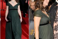 Os looks das famosas no BAFTA, o Oscar britânico