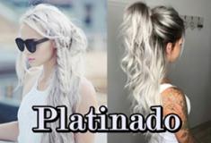 Como tirar o amarelado dos cabelos loiros e platinados?