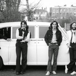 Os carros dos Beatles