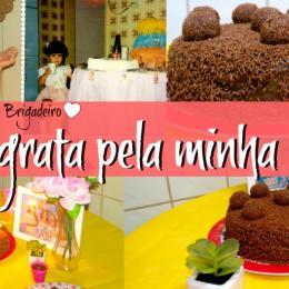 Aprenda a fazer o melhor bolo de brigadeiro