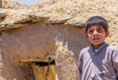 A antiga 'cidade de anões' do Irã em que os moradores mediam 1 metro
