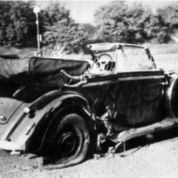 Mercedes-Benz de Reinhard Heydrich foi encontrado e leiloado
