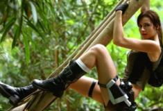O melhor de Lara Croft - Tomb Raider por lindas cosplayers