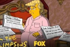 Donald Trump vira piada novamente em Os Simpsons
