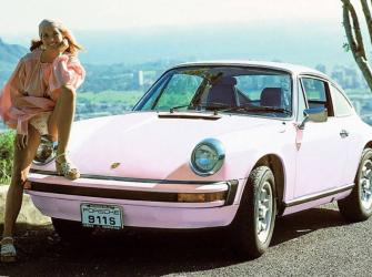 As coelhinhas e os seus automóveis