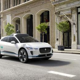Jaguar e Google apresentam I-Pace, o novo carro autônomo