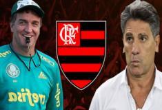 Cuca ou Renato: quem deve ser o treinador do Flamengo?