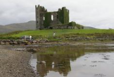 Estes castelos abandonados têm uma história para contar