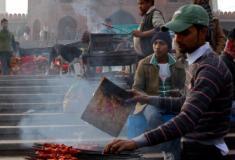 De onde vem o mito de que a Índia é um país vegetariano