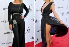 Veja os looks das celebridades no Los Angeles Fashion Awards