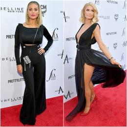 Veja os looks das celebridades no Los Angeles Fashion Awards