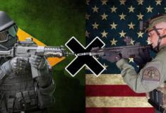 Confira uma comparação de forças entre o BOPE (do Brasil) e a SWAT (nos EUA)