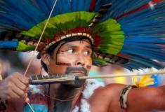 Inspiration: Indígenas