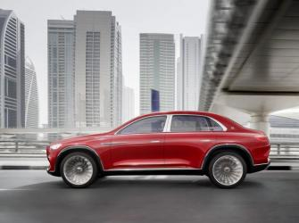 Conceito da Mercedes-Maybach surge na internet