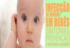 Infecção de ouvido em bebês.  Sintomas, prevenção e remédios caseiros