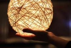 Faça você mesma: luminárias criativas
