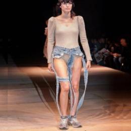 O jeans como você nunca viu