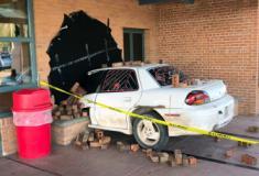 Polícia parabeniza alunos por 'acidente fake' em trote escolar nos EUA