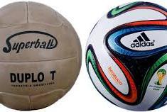 Conheça as bolas usadas nas Copas do Mundo