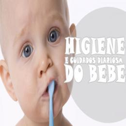 Higiene e cuidados diários do bebê